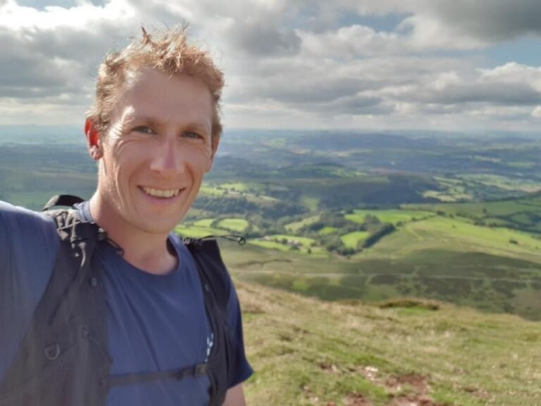 Will Renwick - Wales - 500 miles and 189 peaks in three weeks
