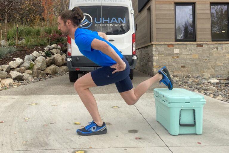 Joe Uhan - Split Squat Down Position
