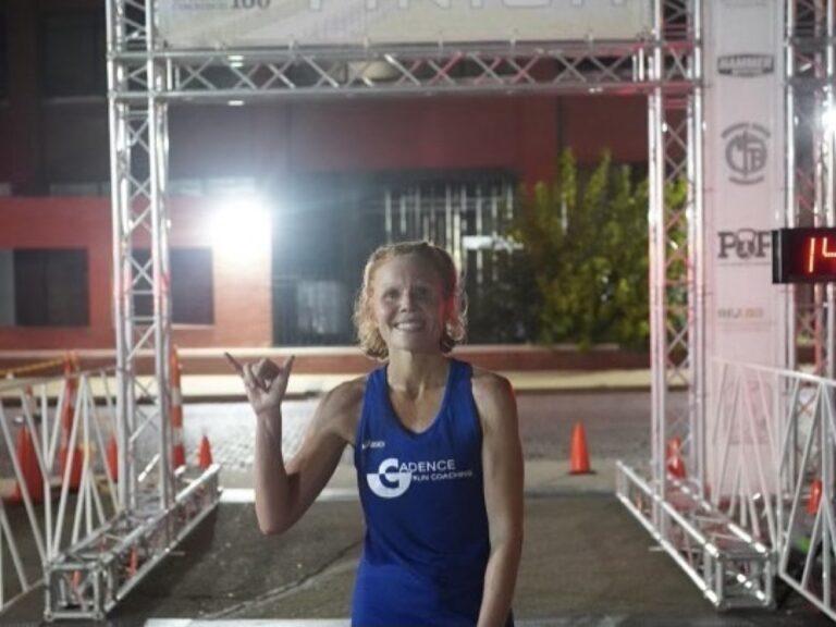 Micah Morgan - 2021 Canal Corridor 100 Mile champion