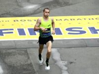Road Runner and Ultrarunner CJ Albertson Led the 2021 Boston Marathon for 20 Miles
