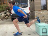The Split Squat Exercise for Run-Specific Strength