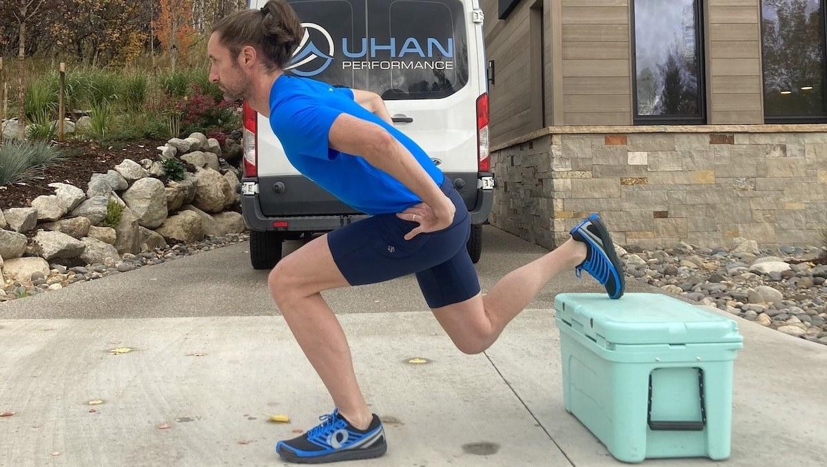 Joe Uhan - Split Squat Down Position - Feature