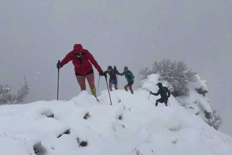 2021 DC Peaks 50 - Jake Kilgore - Runners Climbing