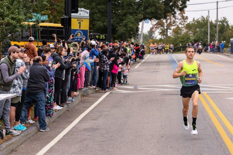 CJ Albertson - 2021 Boston Marathon 7