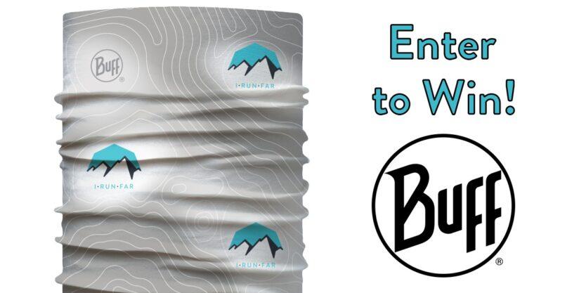 iRunFar Custom BUFF® Neckwear Giveaway (Open Globally!)