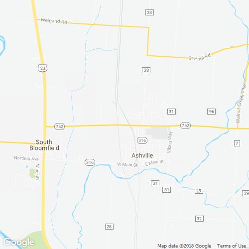Ashville OH