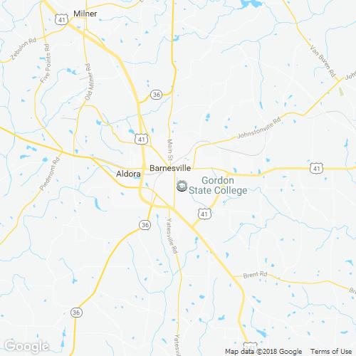 Barnesville GA