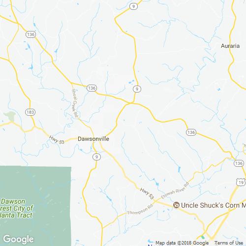 Dawsonville GA