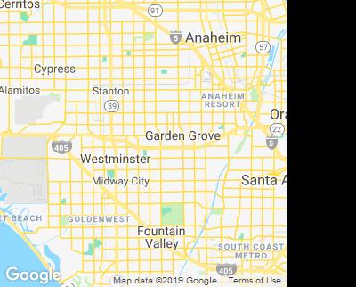 Garden Grove CA