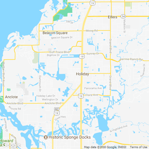 Holiday Florida Map.12 Best Lawn Care Services In Holiday Fl 2019 Lawnstarter