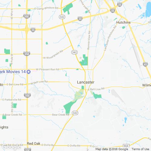 Lancaster TX