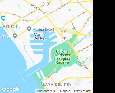 Marina Del Rey CA