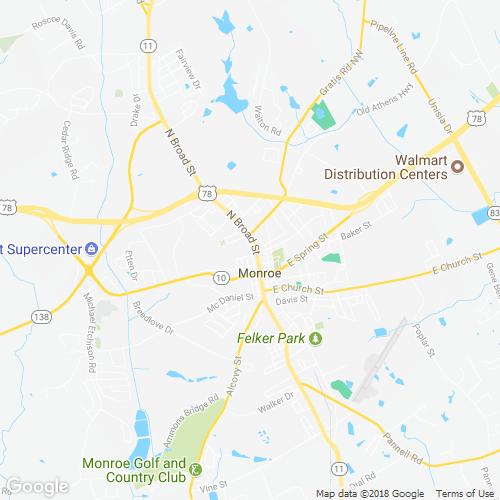 Monroe GA