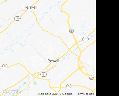 Powell TN