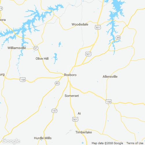 Roxboro NC
