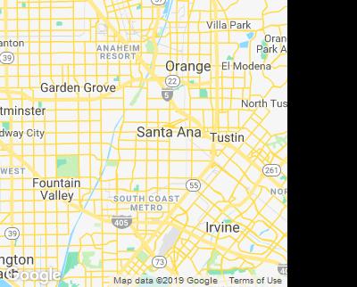 Santa Ana CA