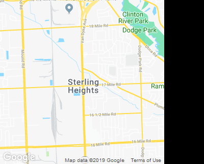 Sterling Heights Zip Code Map.9 Best Lawn Care Services In Sterling Heights Mi 2019 Lawnstarter