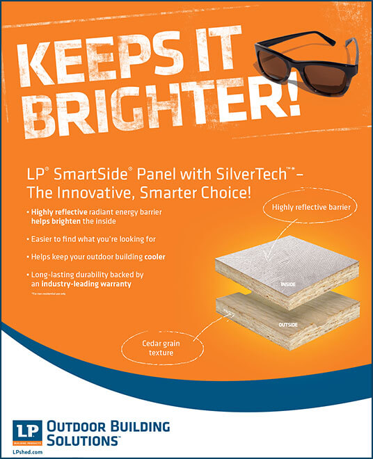 SilverTech® Interior Wall Poster