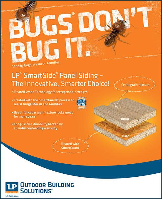 SmartSide® Panel Interior Wall Poster
