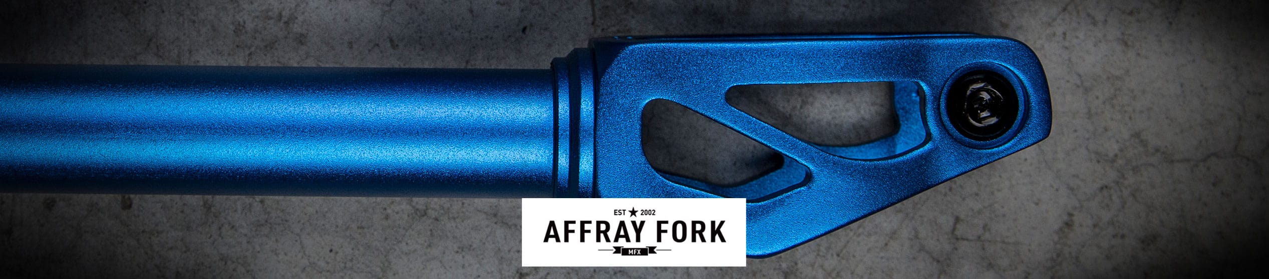 MFX Headset schwarz MGP Madd Gear Stunt-Scooter MFX IHC Fork