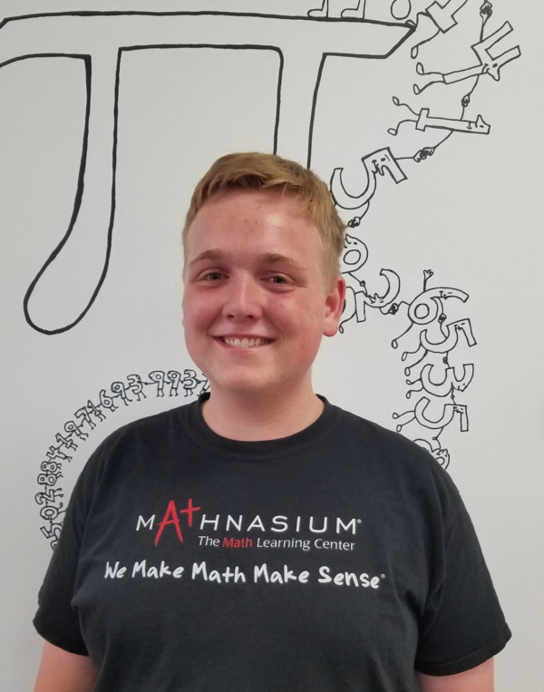 Derek | Math Instructor | Mathnasium of Mesa South