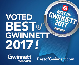 Gwinnett Magazine's editors and readers have picked Mathnasium of Berkeley Lake as one of the Best of Gwinnett 2017 and won in the category of Best Tutoring Center.
