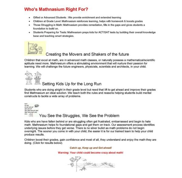 Rockford Math Tutoring & Learning Centers | Mathnasium