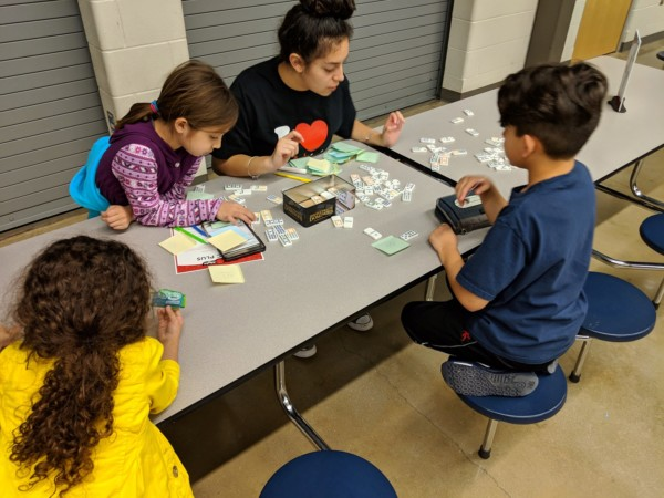 Cibolo Valley Elementary Math Night