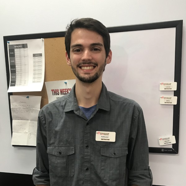 Nathaniel Caruso, Assistant Center Director