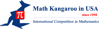 Math Kangaroo: International Competition in Mathematics. since 1998