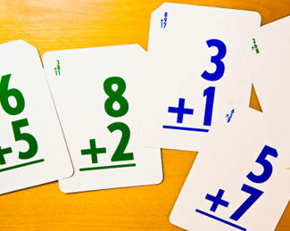 Should You Use Flashcards to Help Your Child Memorize Math Facts?