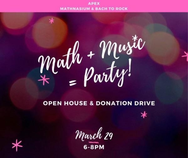 Math and Music Night!