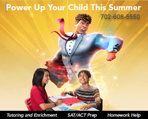 Math Summer Camp and Enrichment Program Las Vegas