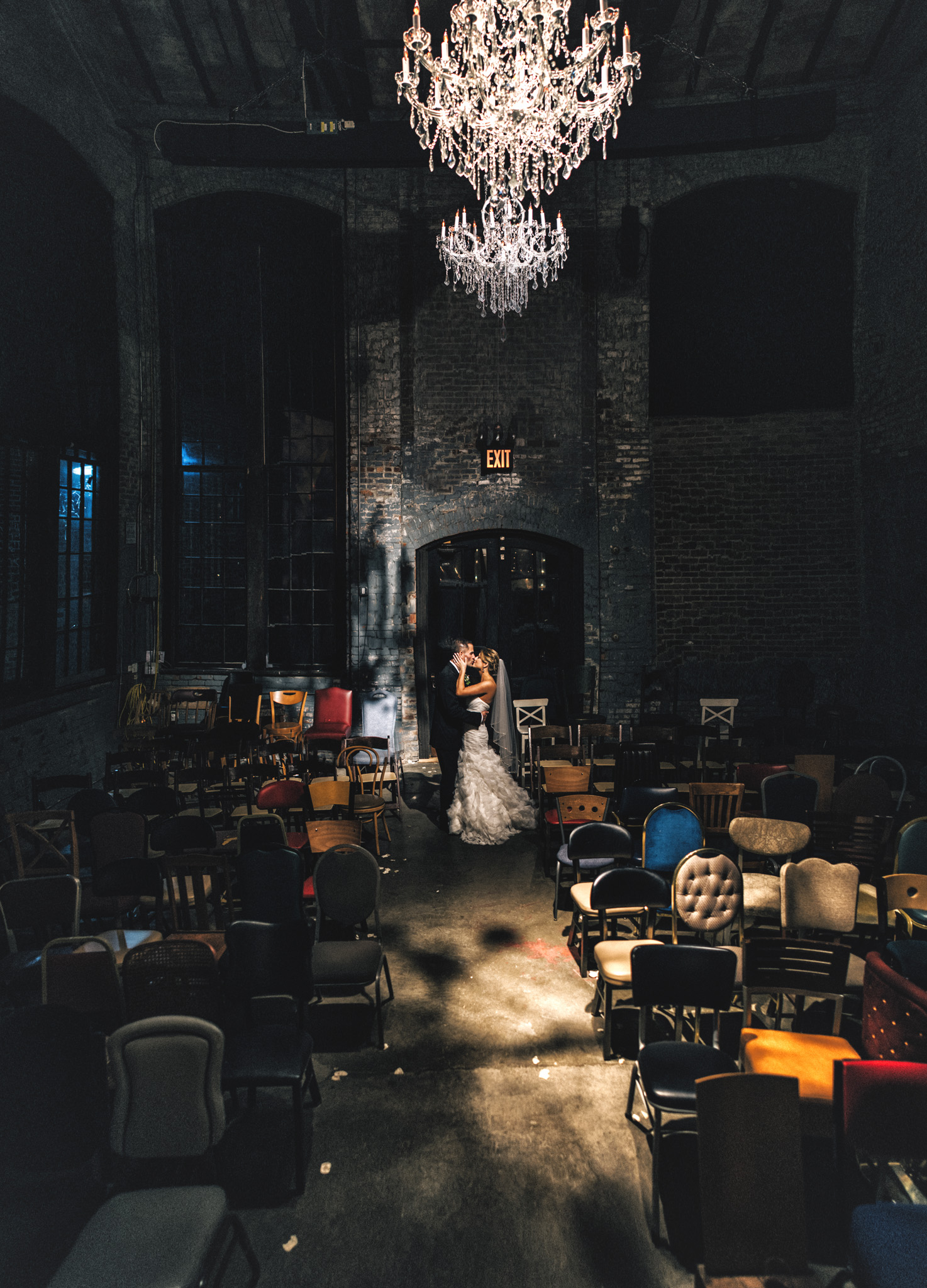 NYC wedding, The Bowery Hotel