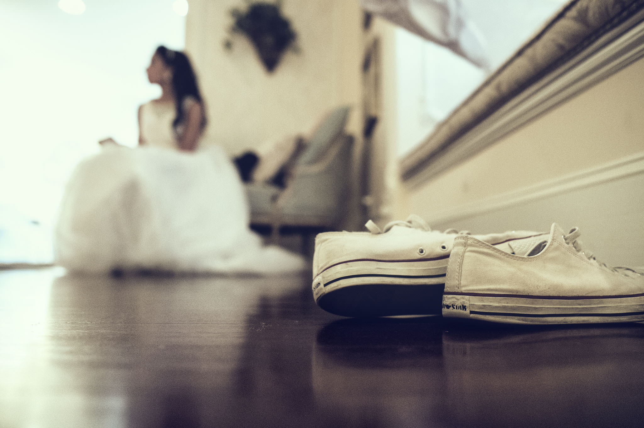 fashion, converse all stars wedding photography