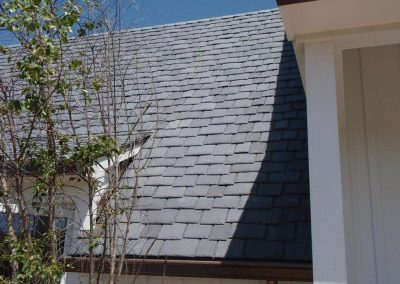 Authentic Slate Roofing Photo