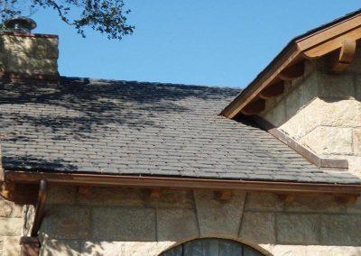 Concrete Tile Rooftop Photo