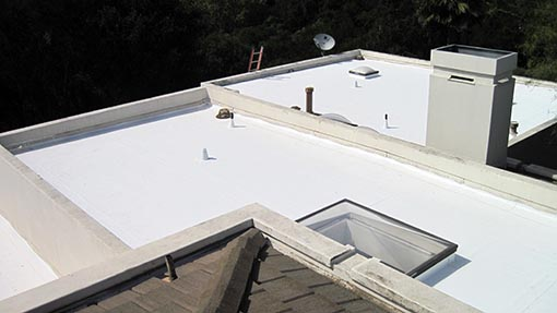 PVC Rooftop Example