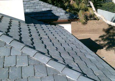 Slate Roof Photo