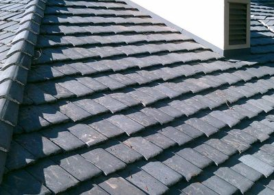 Stone Roofing Tiles Photo