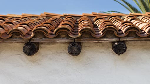 Spanish Tile Example