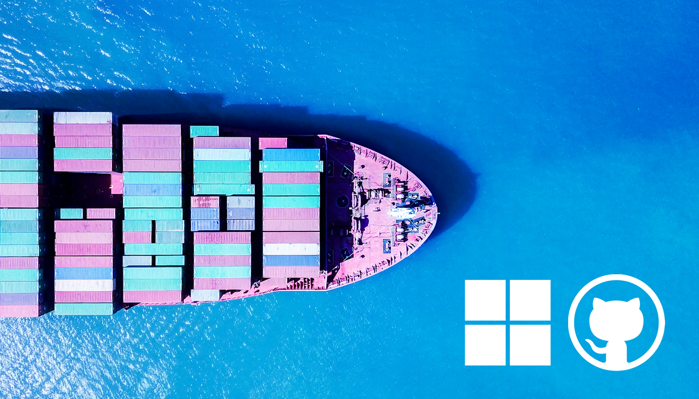 Microsoft Purchase of GitHub Underscores why Containers Matter