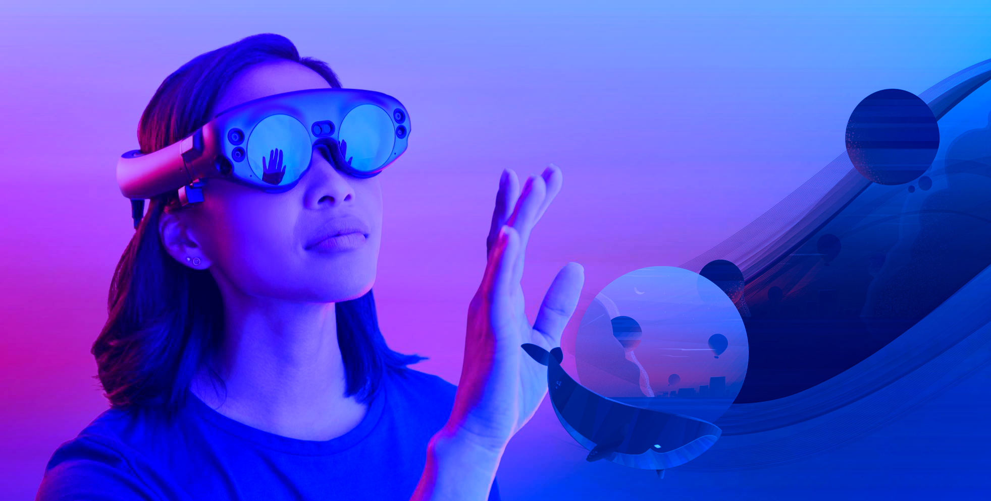 Magic Leap Makes Strides with Mixed Reality