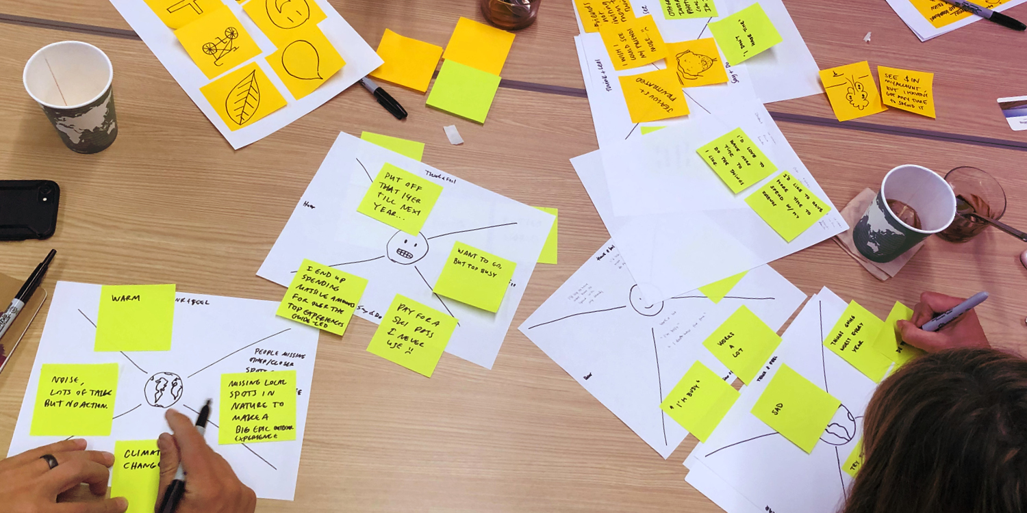 Adapting Design Sprints for a Sustainable Future