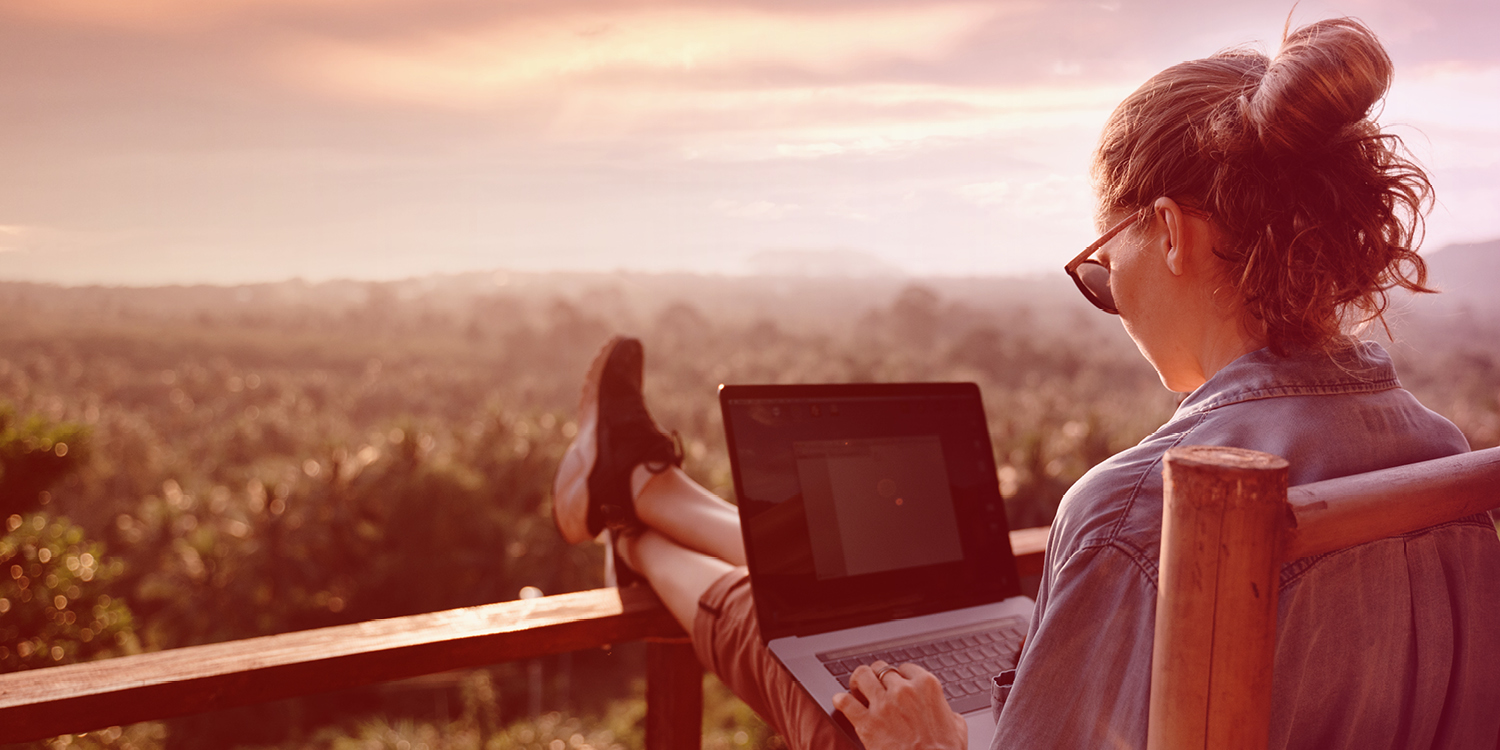 Five Tips for Working Remotely