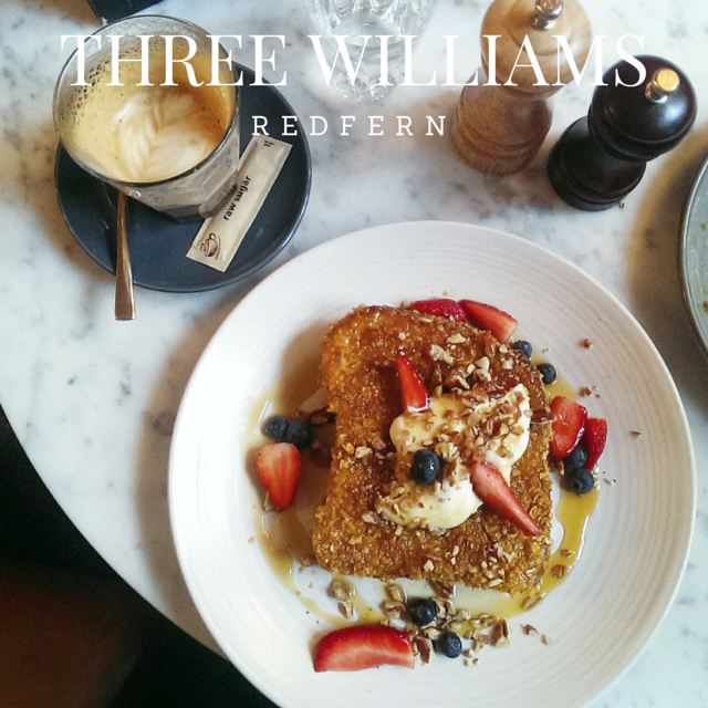 Three Williams Redfern