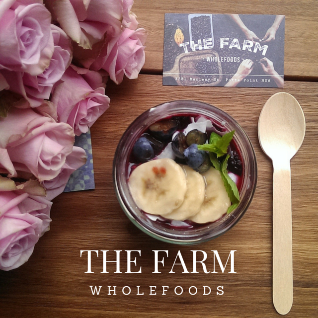 The Farm Wholefoods Potts Point
