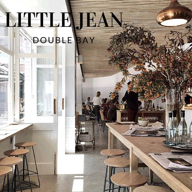 Little Jean Double Bay