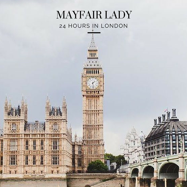 Mayfair Lady