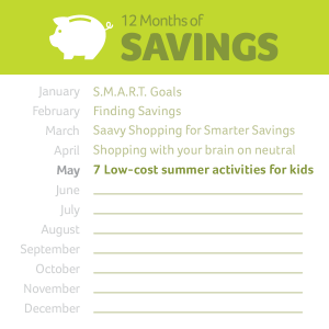 12 months of savings May
